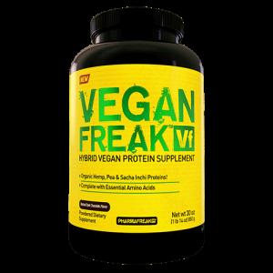 אבקת חלבון טבעונית משובחת - 20 גרם חלבון למנה