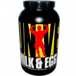 Universal Nutrition Milk & Egg Protein