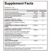 ויטמינים, מינרלים וחומצות אמינו חיוניות לתחזוק השרירים לאורך כל היום