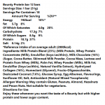 Bounty Protein bars