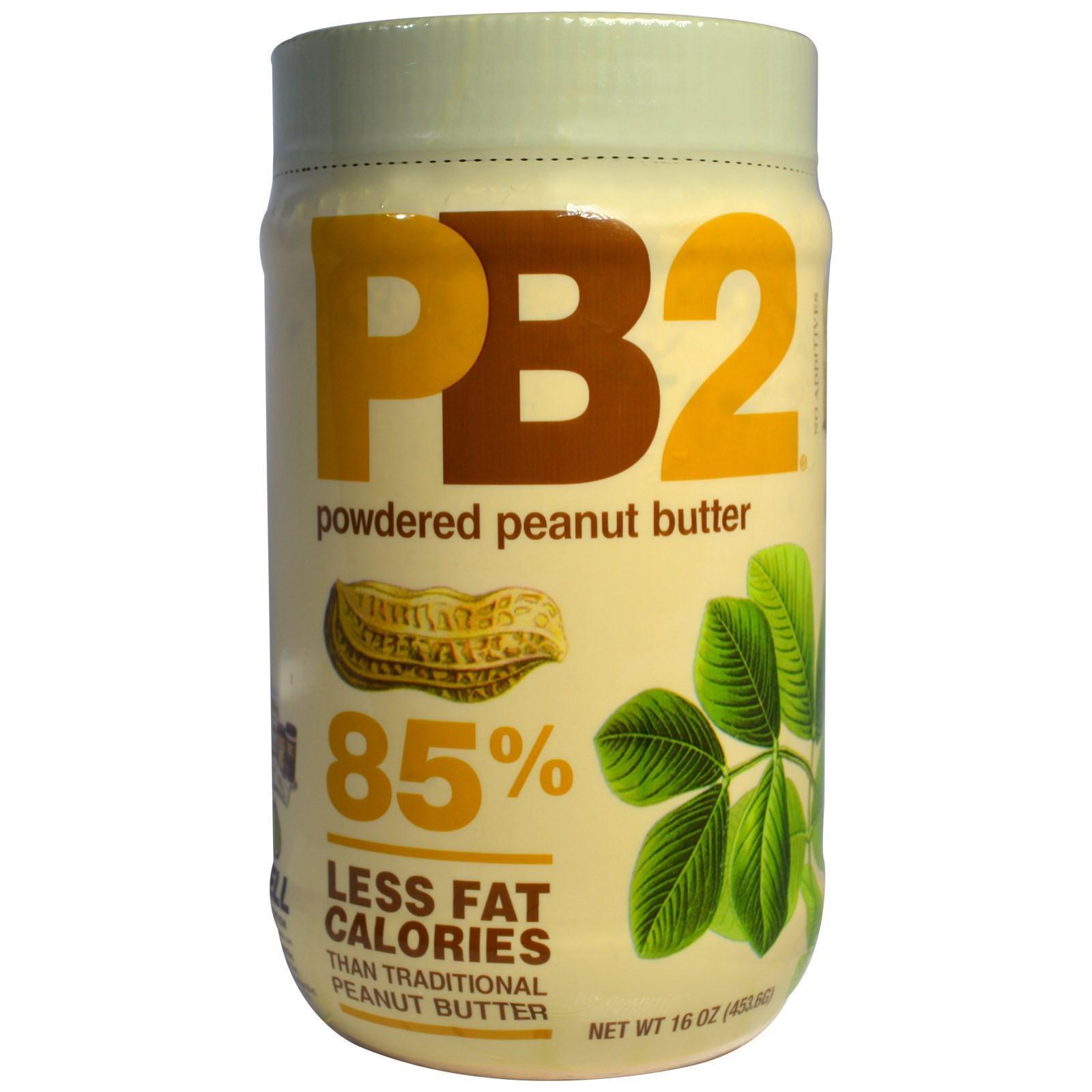 אבקה להכנת חמאת בוטנים Bell Plantation PB2