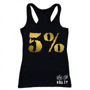 גופיית נשים 5%