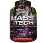 אבקת גיינר לעלייה במסה - MuscleTech MASS