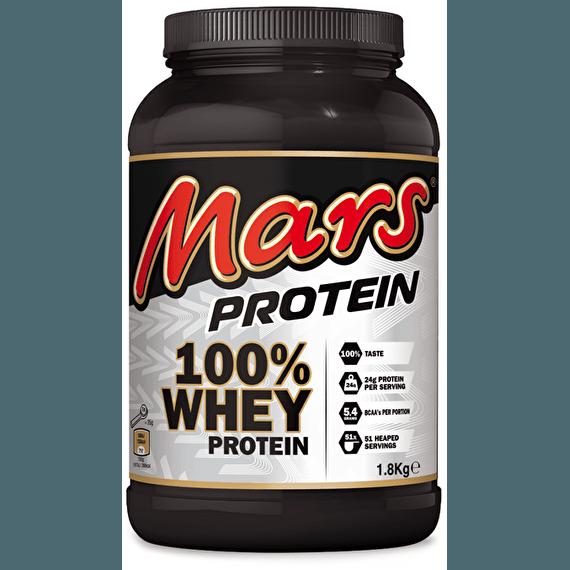 אבקת חלבון מארס איכותית וטעימה