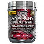MuscleTech Anarchy Next Gen Pre Workout
