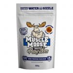 Muscle Mousse Protein Pancakes, Golden Syrup