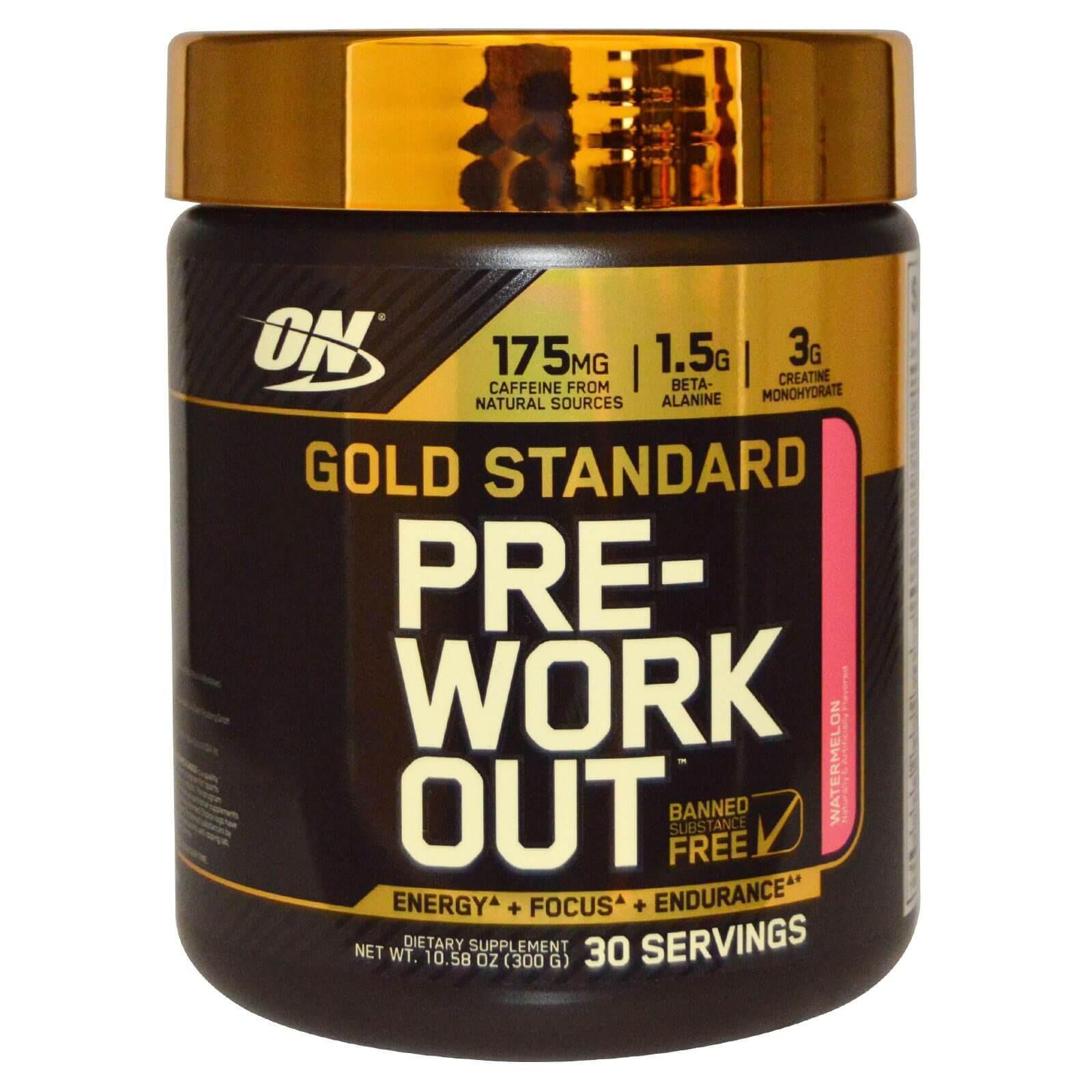 תוסף Pre-Workout של אופטימום