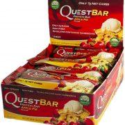 מגוון חטיפי חלבון איכותיים מבית Quest