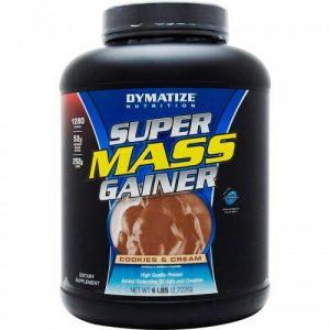 אבקת גיינר לעלייה במסה - Dymatize Super Mass