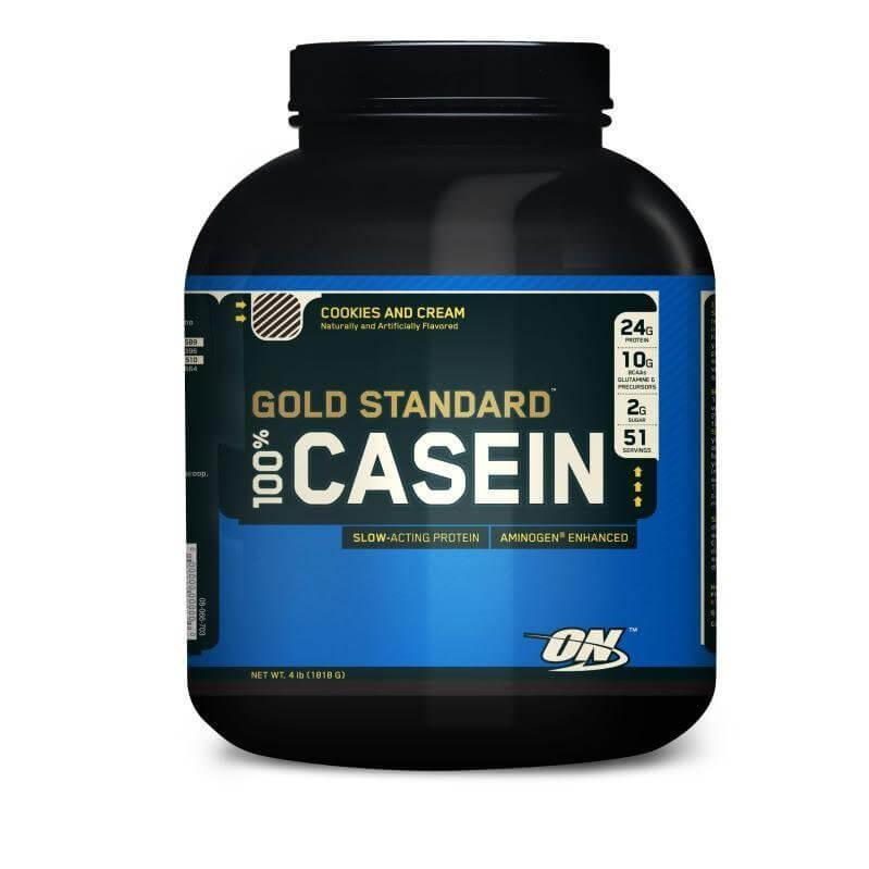 Optimum Gold Standard 100% Casein