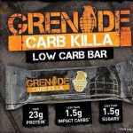 Grenade Carb Killa, 12 Bars
