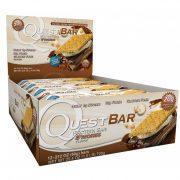 חטיפי החלבון מבית Quest - עשרים גרם חלבון מי גבינה טהור