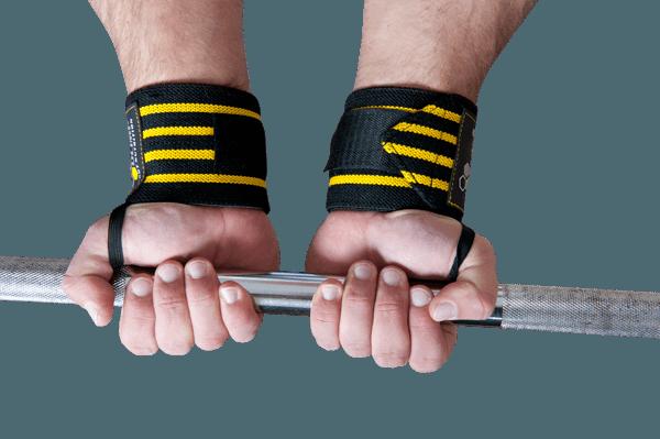 רצועות שורש להגנה מפציעות מתאים ל PowerLifting