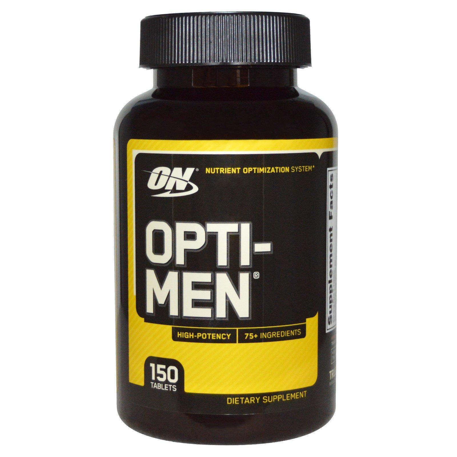 Optimum Nutrition Opti-Men, Multivitamin 90 caps