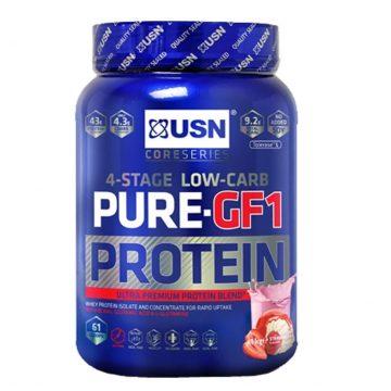 אבקת חלבון USN עם 4 סוגי חלבון – מקסימום תועלת