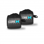 Core-x Gym Accessories Wrist Supports With Thumb Grip