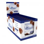 כל שקית חטיפים היא 23 גרם המכילה פחות מ100 קלוריות ,6.2 גרם חלבון וחומצות אמינו חיוניות לתמיכה בשרירים