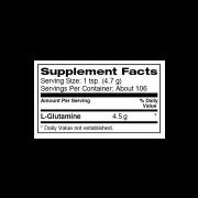 גלוטמין תומך ומסייע לרקמת השריר - תחזוק וגדילת מסת וכוח השריר