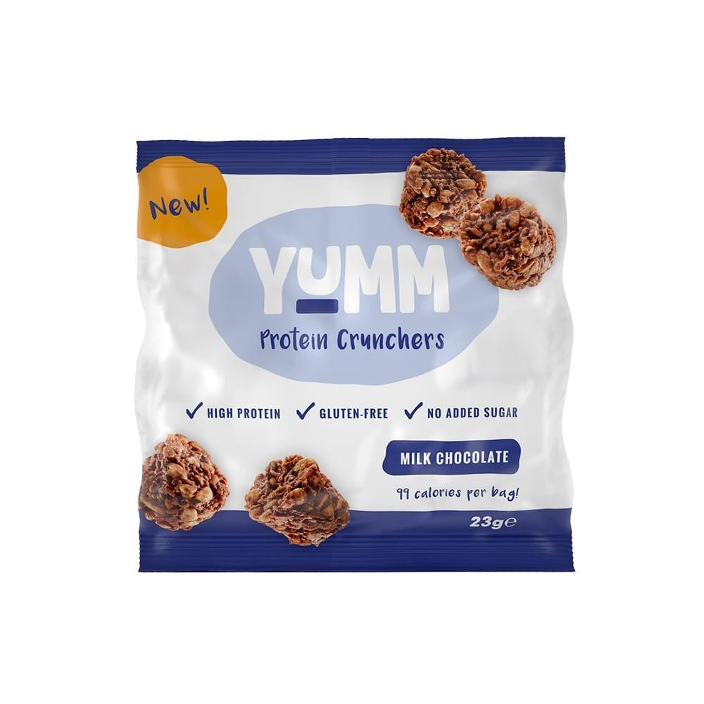 YUMM Protein Crunchers