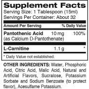 קרניטין זהו תוסף תזונתי טבעי בגוף וחיוני ביותר לתהליך חילוף החומרים של שומן רגיל