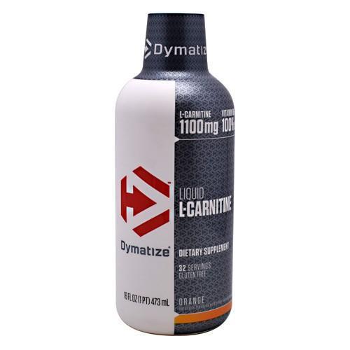 """נוזל ל-קרניטין מבית דימטייז המספק 1100 מ""""ג של ל- קרניטין לכל מנת הגשה ."""