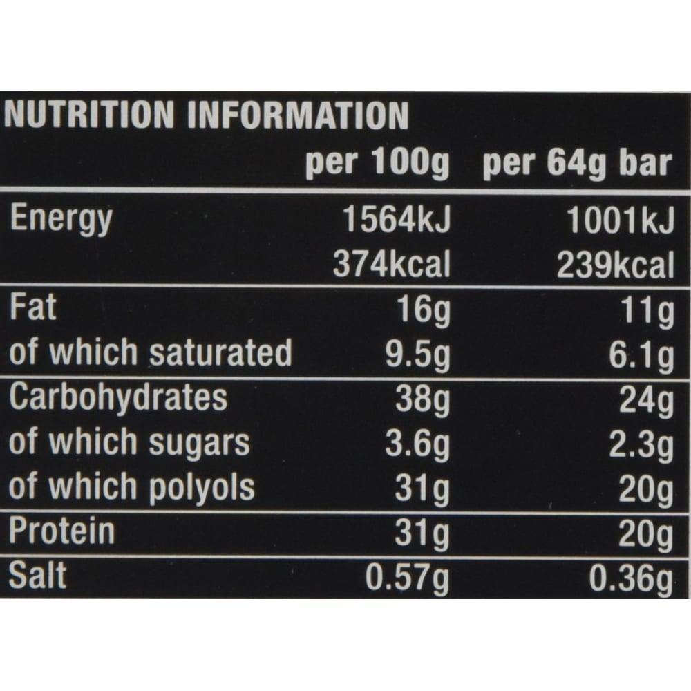 Warrior Crunch Bar (12 Bars)