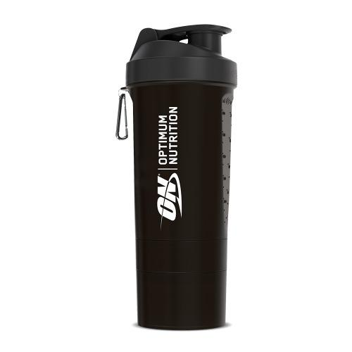 "Protein Shaker Optimum Nutrition: שייקר סמארט שתכולתו 800 מ""ל מבית אופטימום נוטרישן איכותי ביותר"