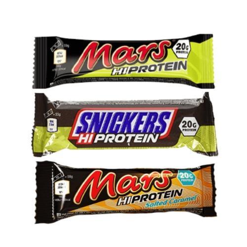mars snickers mars