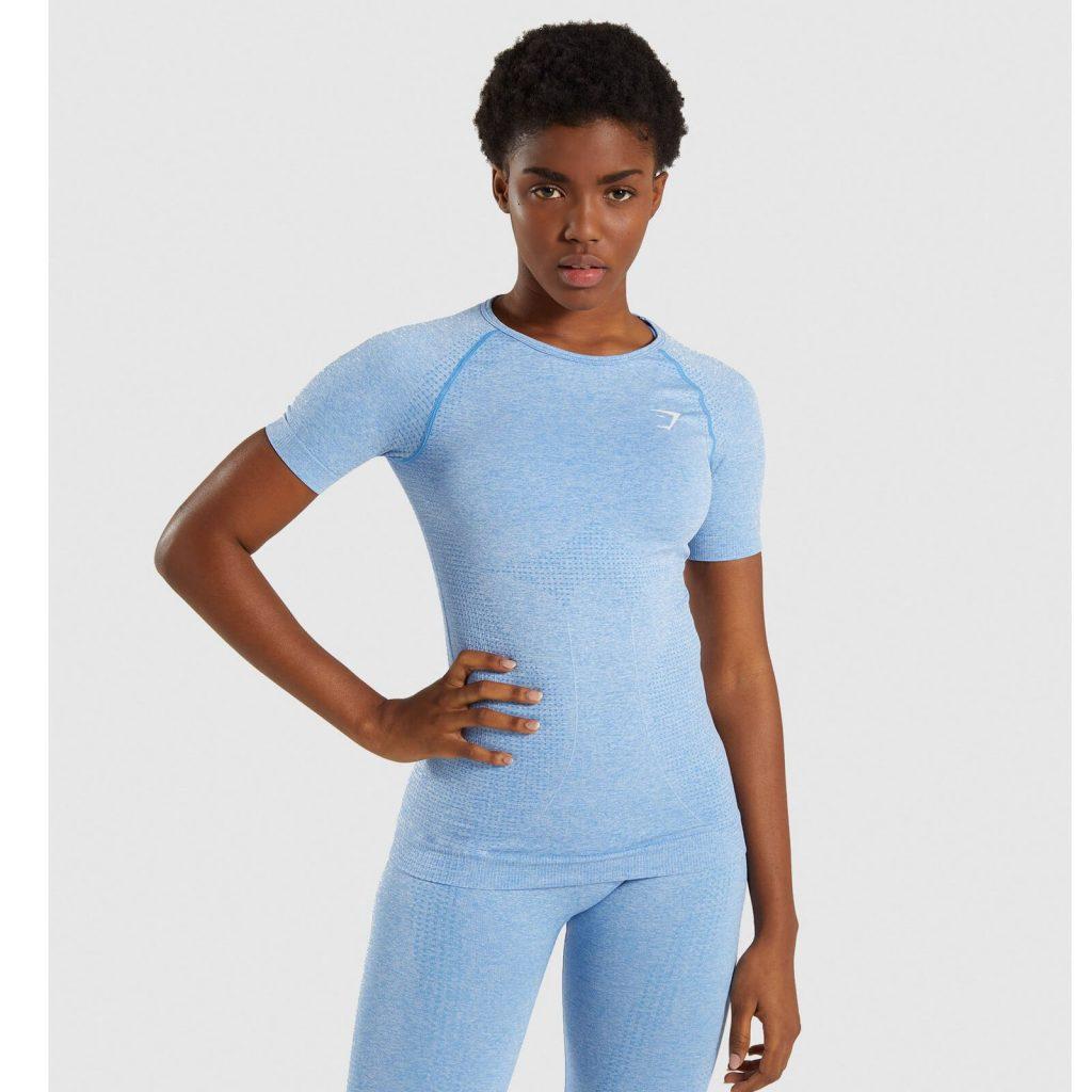 Vital_Seamless_T-Shirt_Malibu_Blue_Marl_A_1440x