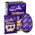 Cadbury Dairy Milk Buttons Easter Egg