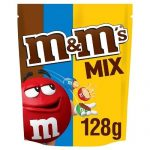 M&M's Mix Pouch, 128g