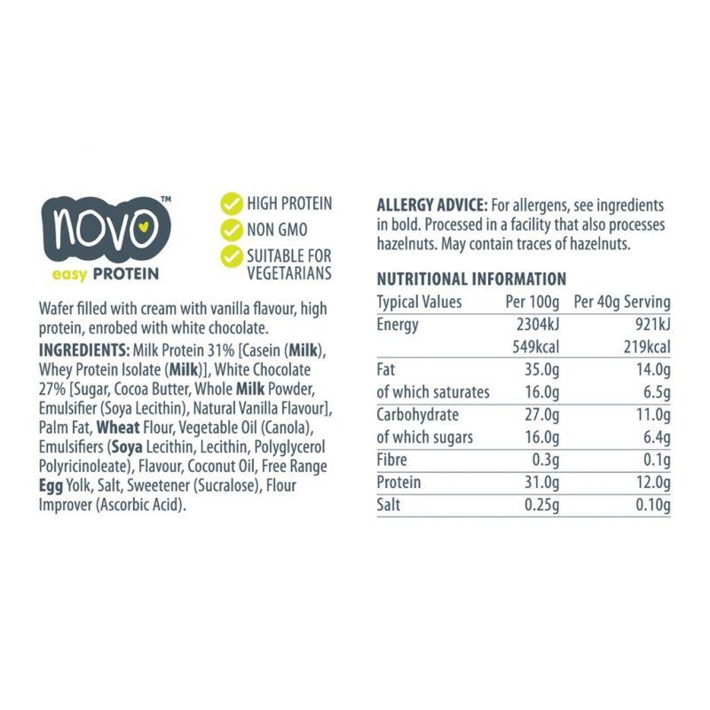 NOVO_PROTEIN_WAFER_NUTRITIONALS_VANILLA